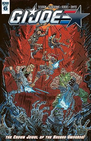 G.I. Joe (2016-2017) #6