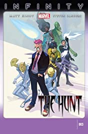 Infinity: The Hunt #3 (of 4)