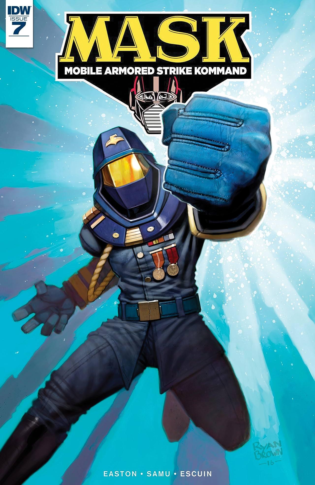M.A.S.K.: Mobile Armored Strike Kommand #7