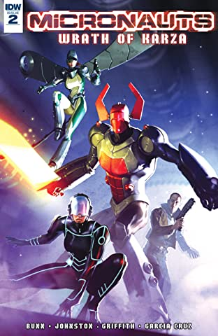 Micronauts: Wrath of Karza #2 (of 5)