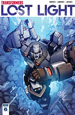Transformers: Lost Light #6