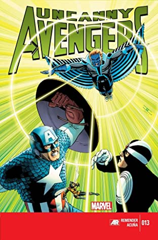 Uncanny Avengers (2012-2014) No.13