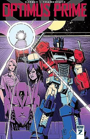 Optimus Prime #7