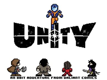 Valiant 8-Bit Adventure: Unity!