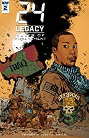 24: Legacy - Rules of Engagement #2 (of 5)