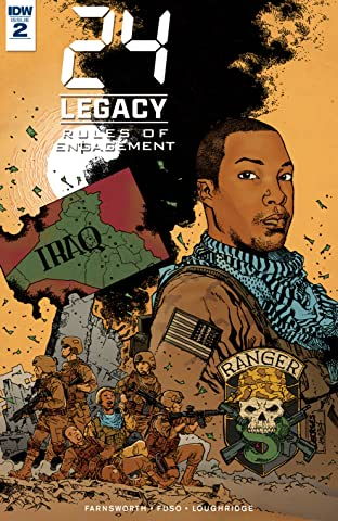 24: Legacy - Rules of Engagement No.2 (sur 5)