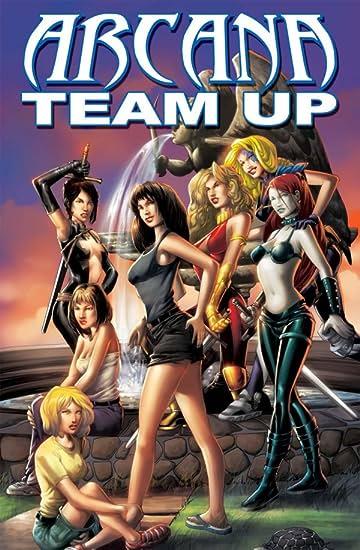 Arcana Team Up