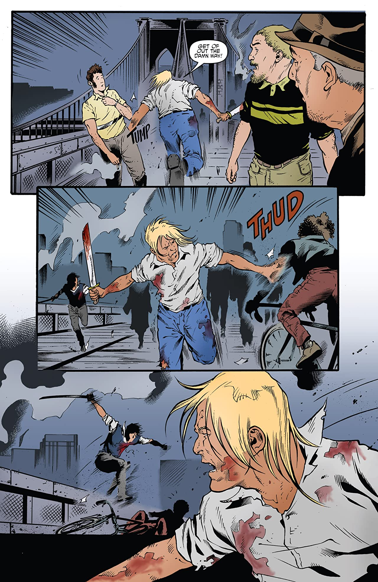 Highlander The American Dream 4 Comics By Comixology