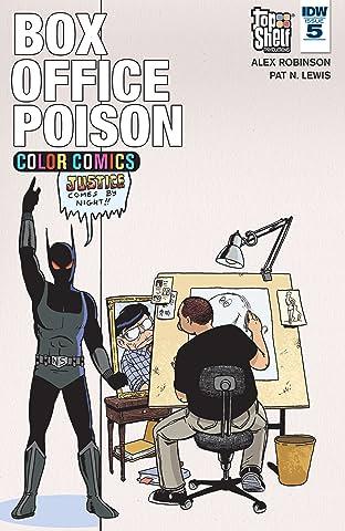 Box Office Poison Color Comics No.5