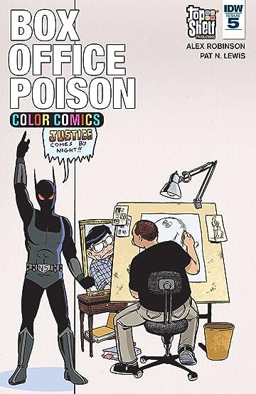 Box Office Poison Color Comics #5
