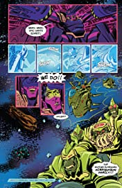 Cosmic Scoundrels #4 (of 5)