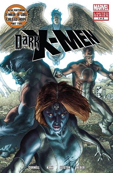Dark X-Men (2009) #1 (of 5)