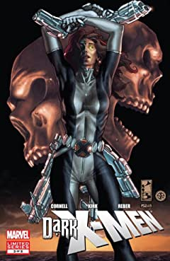 Dark X-Men (2009) #3 (of 5)