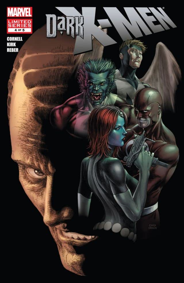 Dark X-Men (2009) #4 (of 5)