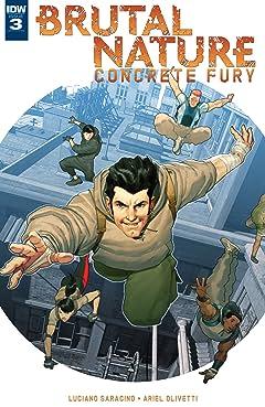 Brutal Nature: Concrete Fury #3 (of 5)