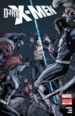 Dark X-Men (2009) #5 (of 5)