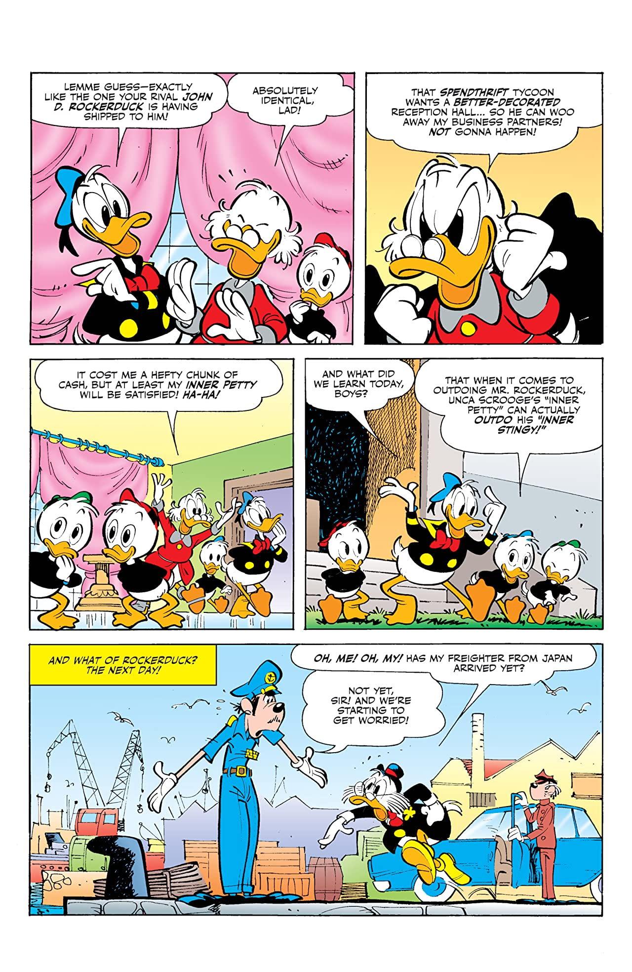 Uncle Scrooge #26