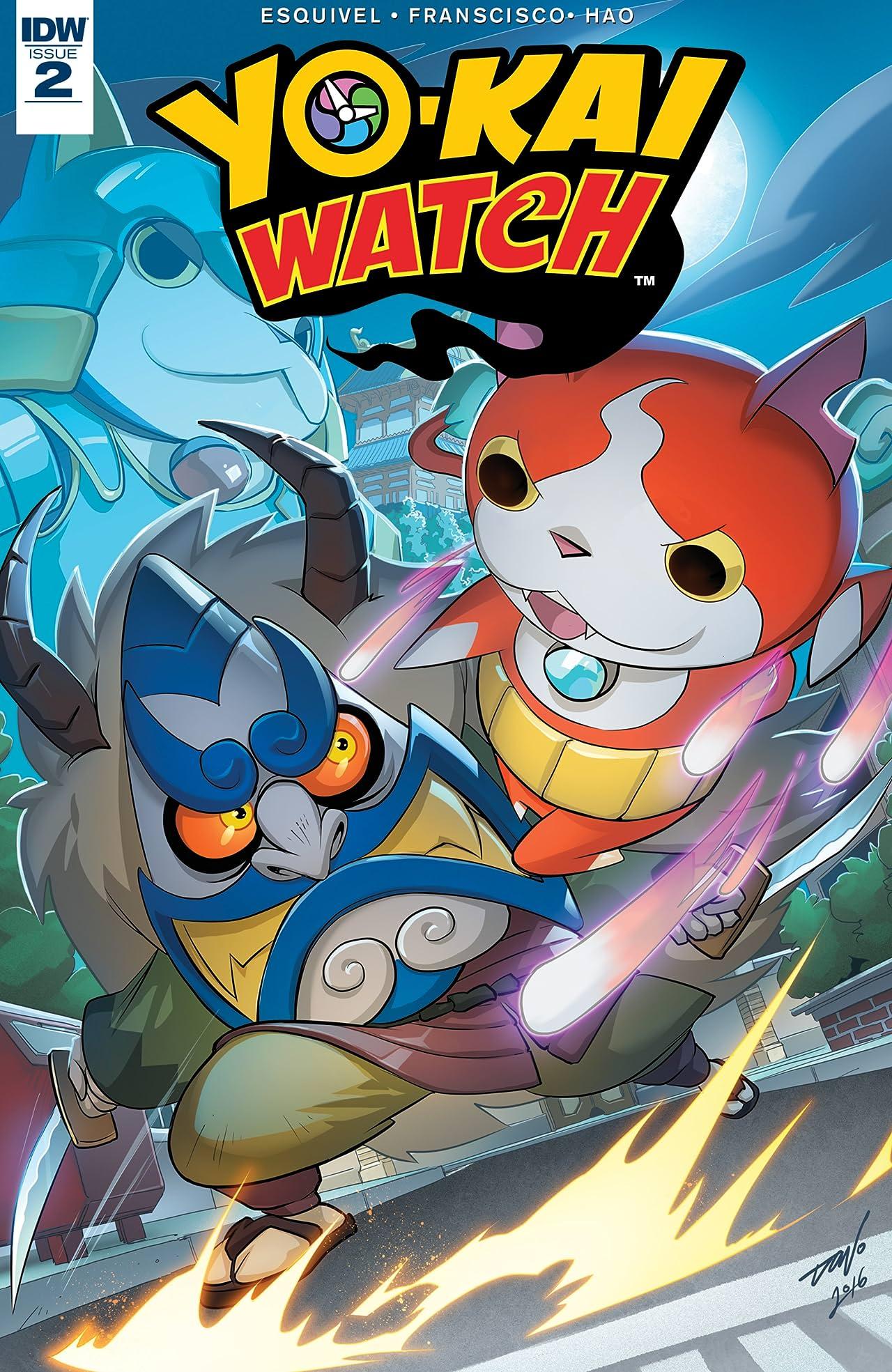 Yo-Kai Watch #2