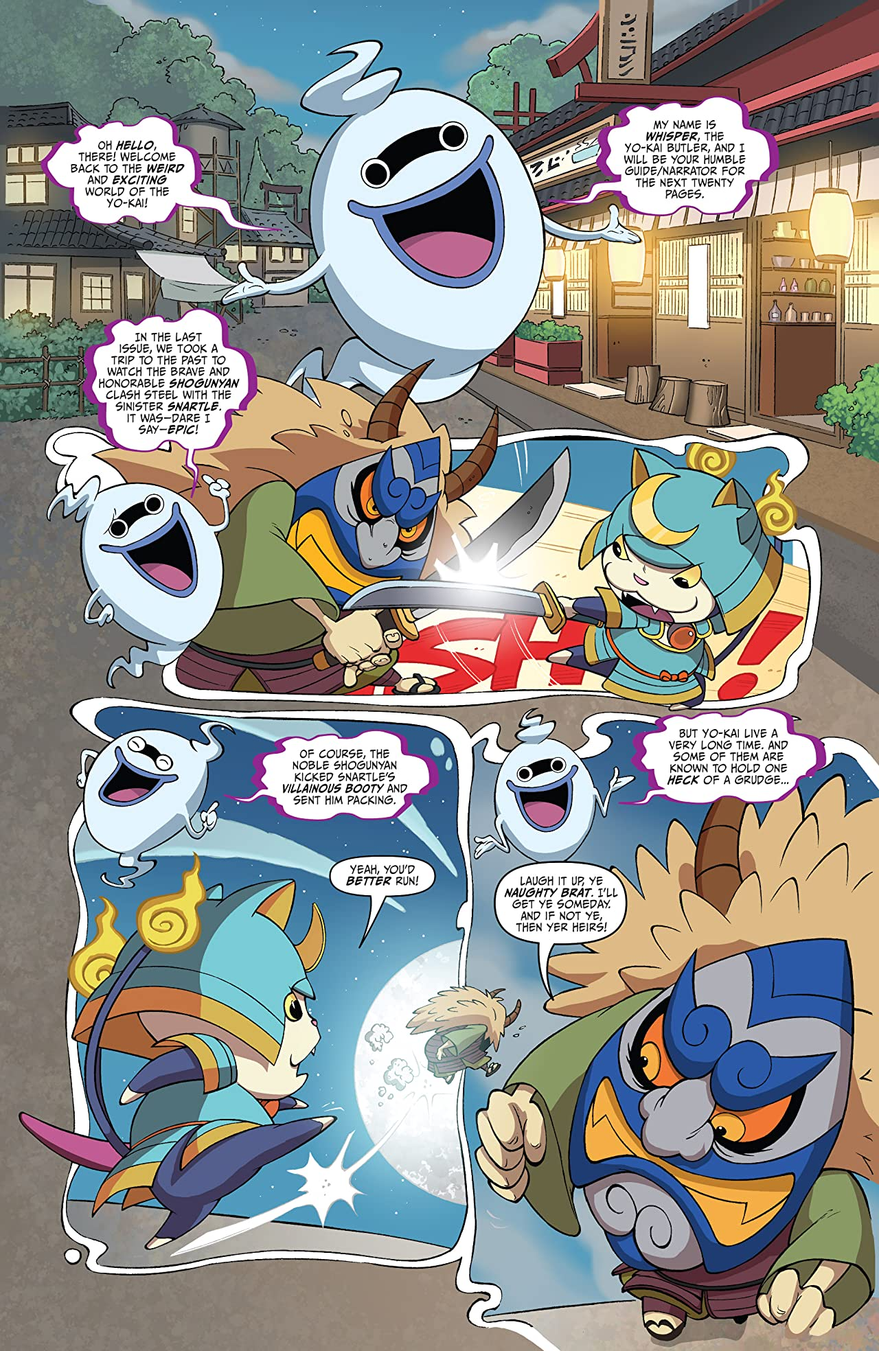 YOKAI WATCH GUIDE PDF