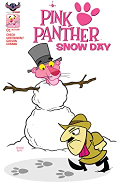 The Pink Panther: Snow Day #1