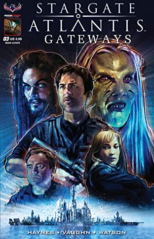 Stargate Atlantis: Gateways No.3
