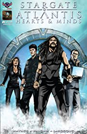 Stargate Atlantis: Hearts & Minds #1