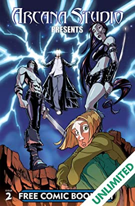 Arcana Studio Presents 2005 FCBD Ed