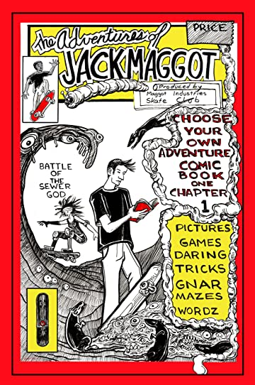 The Adventures of Jack Maggot Vol. 1: Battle of the Sewer God: Book 1