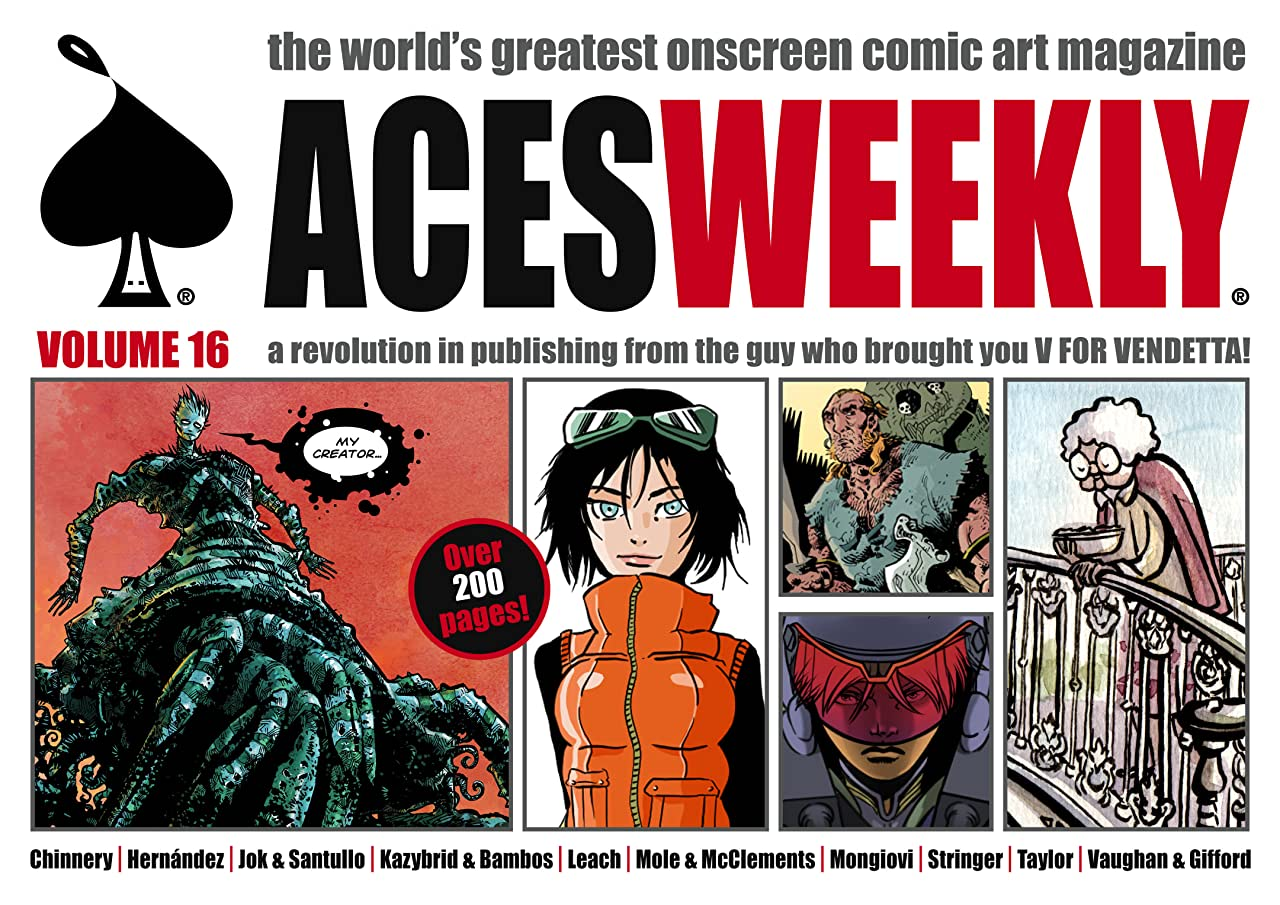 Aces Weekly Vol. 16