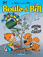 Boule & Bill Vol. 31: Graine de cocker