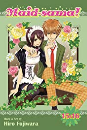 Maid-Sama! (2-in-1 Edition) Vol. 8