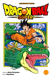 Dragon Ball Super Tome 1