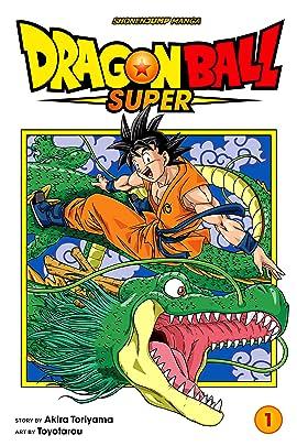 Dragon Ball Super Vol. 1