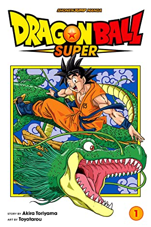 Dragon Ball Super Vol. 1