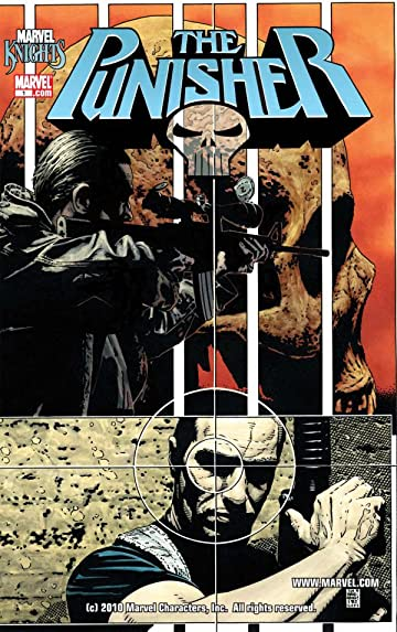 The Punisher (2001-2003) #1