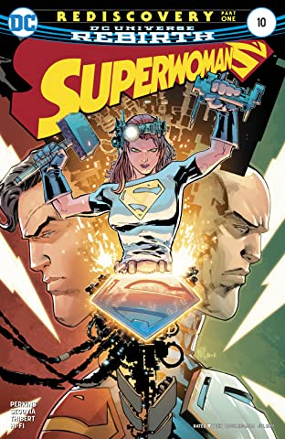 Superwoman (2016-2017) No.10