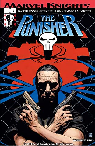 The Punisher (2001-2003) No.2