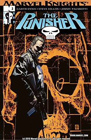 The Punisher (2001-2003) #3