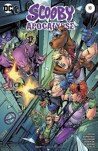 Scooby Apocalypse (2016-) No.13