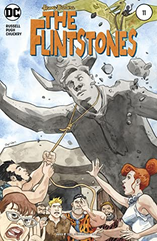 The Flintstones (2016-) #11