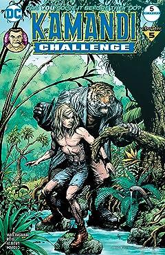 The Kamandi Challenge (2017) No.5
