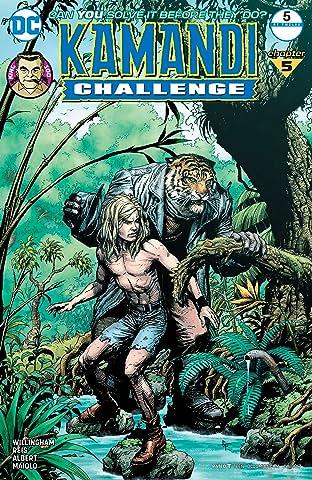 The Kamandi Challenge (2017-) #5