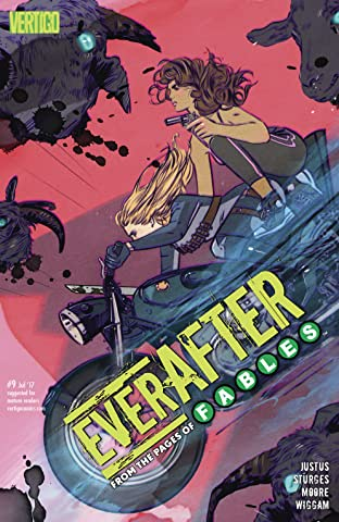 Everafter: From the Pages of Fables (2016-) #9