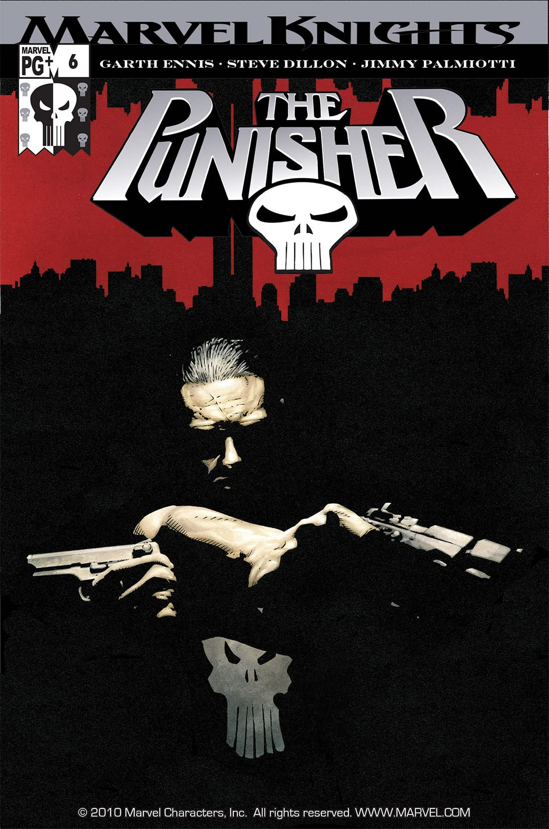 The Punisher (2001-2003) #6