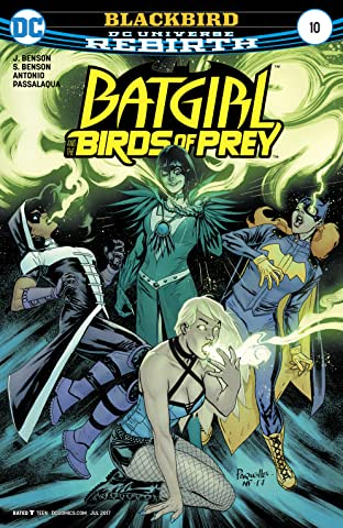 Batgirl and the Birds of Prey (2016-2018) No.10