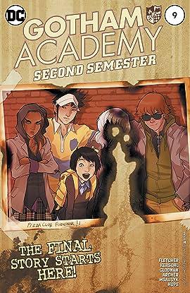 Gotham Academy: Second Semester (2016-2017) #9
