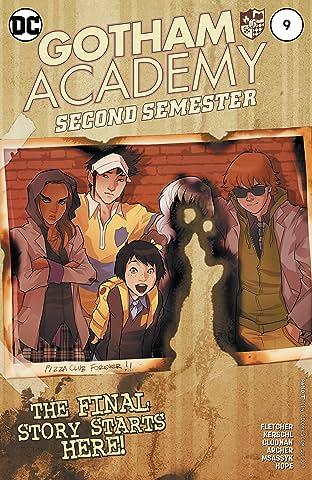 Gotham Academy: Second Semester (2016-) #9