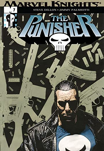 The Punisher (2001-2003) #7