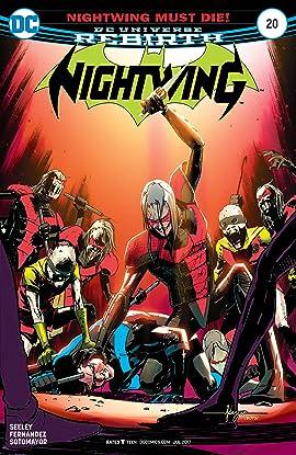 Nightwing (2016-) #20