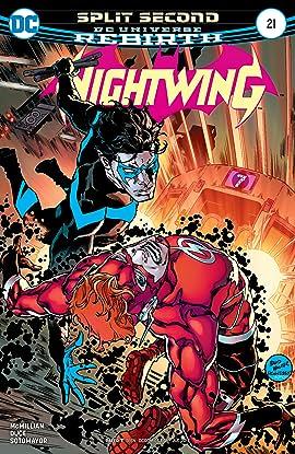 Nightwing (2016-) #21